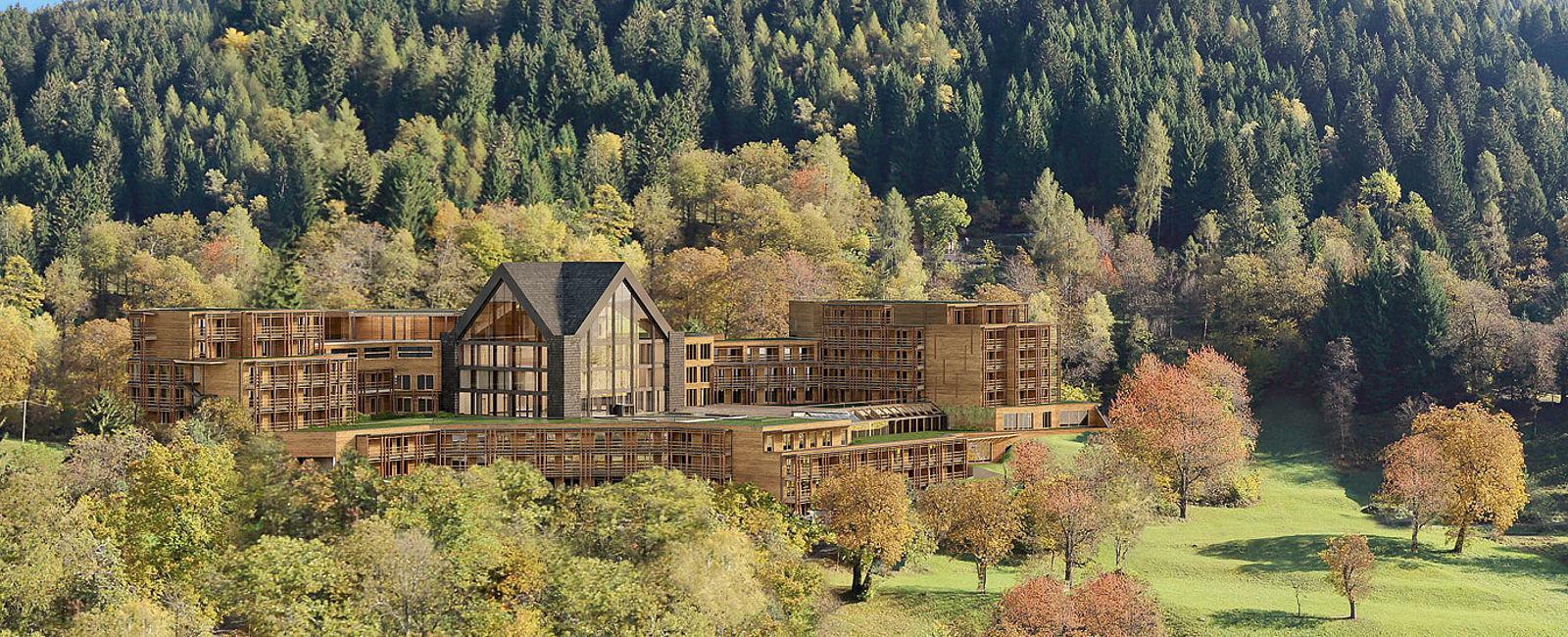 Lefay Resort Amp Spa Dolomiti Trentino Italien Connoisseur
