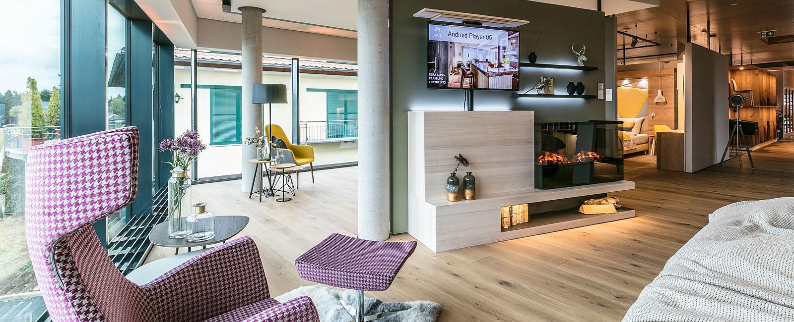 Super BAUR Wohnfaszination mit neuem Showroom - Connoisseur Circle News OG66