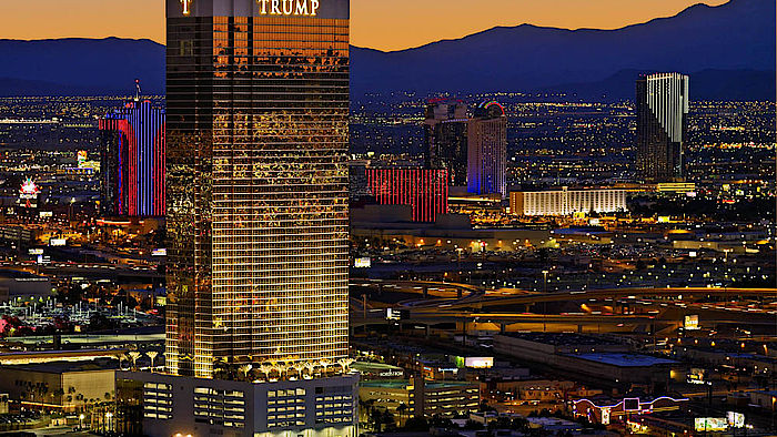Trump International Hotel Las Vegas Connoisseur Circle Hoteltest