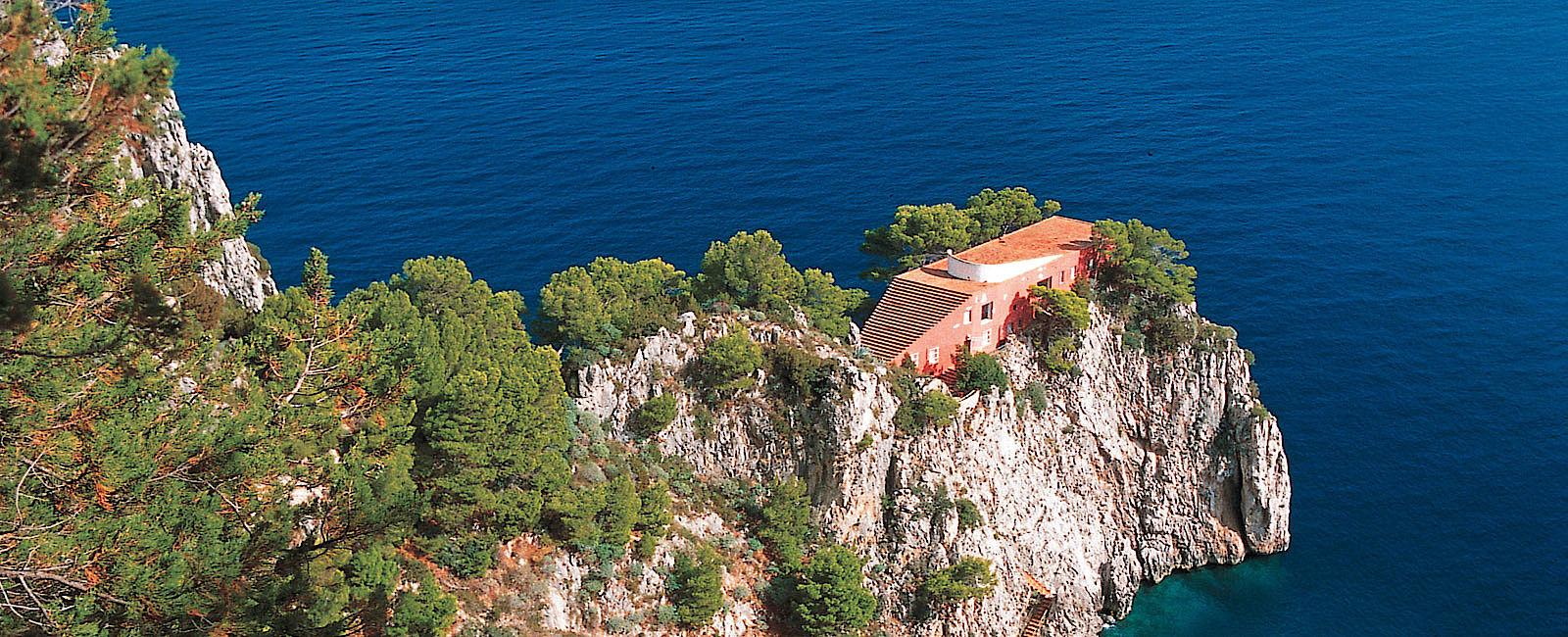 Capri - Connoisseur Circle Destinationen im Check